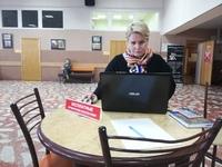 Наш юрист Кархалева Марина Михайловна на базе Дворца молодежи проводит бесплатные юридические консультации
