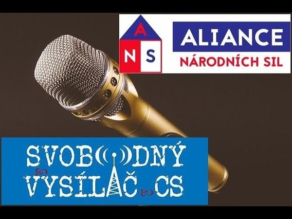 Komentáře ANS k aktuálnímu dění PhDr Vladimíra Vítová a Prof RNDr Ivo Budil 21 03 2019