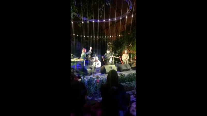 концерт среди цветов Санкт Петербург Радик Тюлюш Samhey Kalander