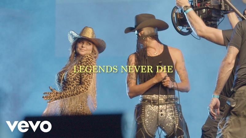 Orville Peck Shania Twain Legends Never Die Behind the Scenes
