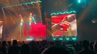 Green Day Pollyanna Live Debut Dallas Hella Mega Tour Opening Night 7-24-2021