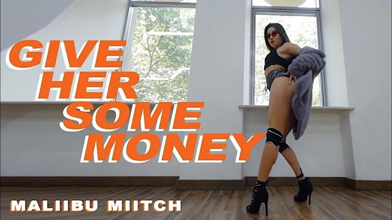 Maliibu Miitch Give Her Some Money Twerk by Viktoria Boage VELVET YOUNG