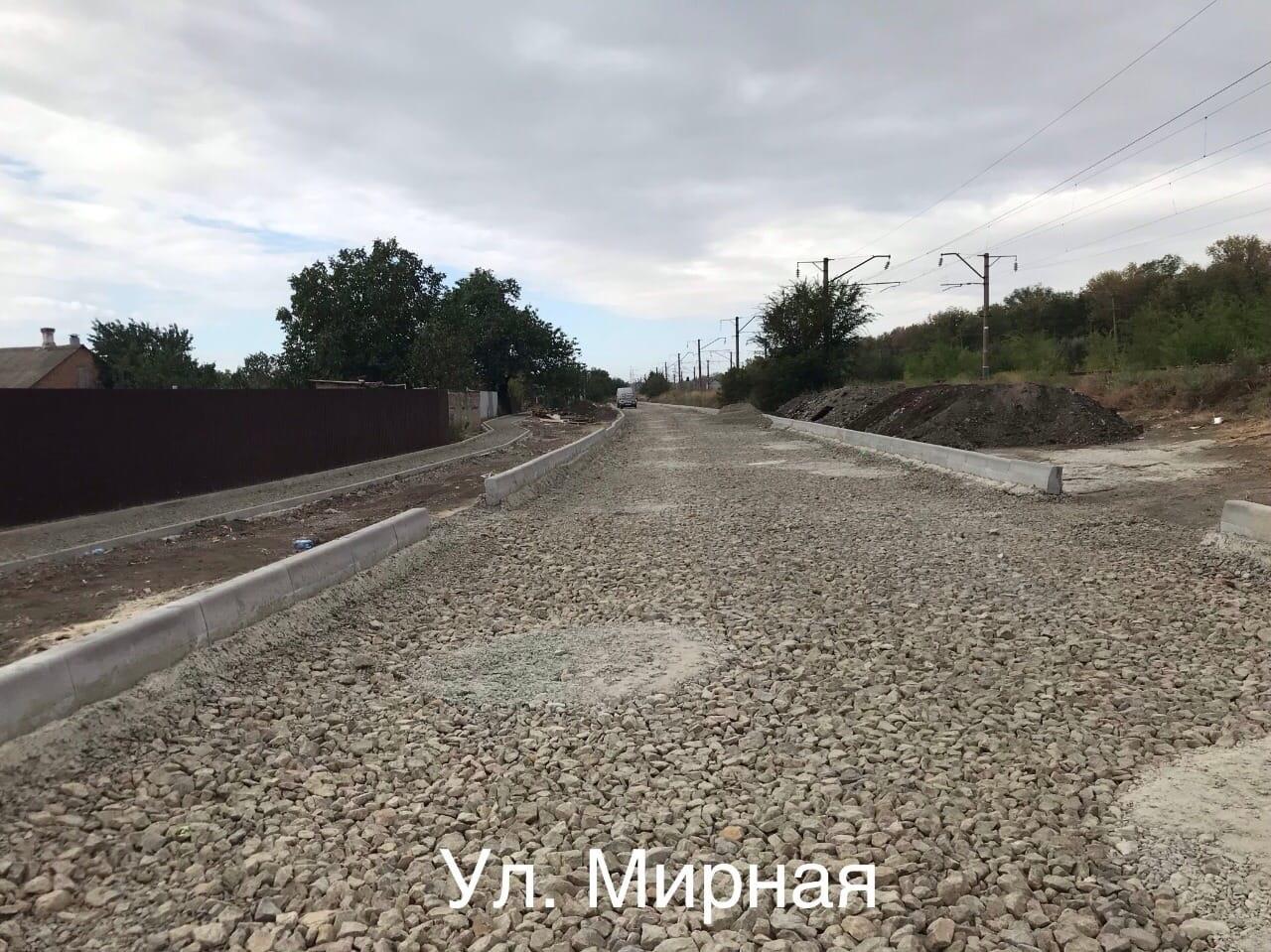 В Таганроге продолжается ремонт и капремонт автодорог
