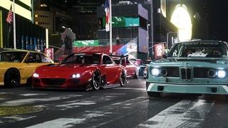 7's Day 2020: JDM Legends Take Over New York City   HALCYON (4K)
