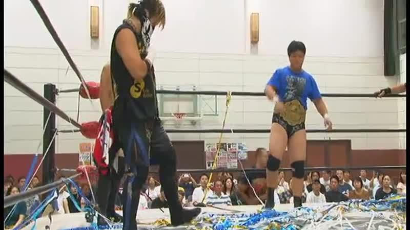 BJW. Saikyou Tag League 13.09.2016