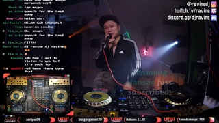RUSSIAN HARDBASS LOCKDOWN WITH DJ SLAVINE - DAY 162 - #SCHMONKISBACK