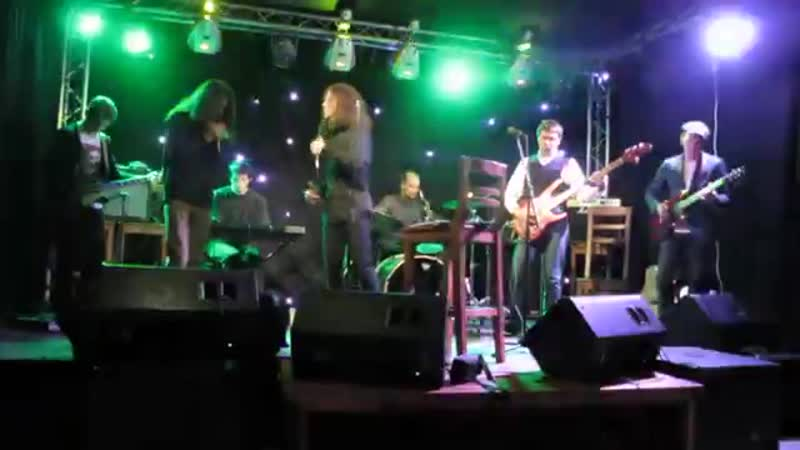 Vintage Warren Band - Mary Janes Last Dance (Киев, Бочка, 4.11.2016)
