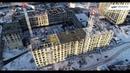 ЦДС Чёрная Речка ход строительства в феврале 2020 года