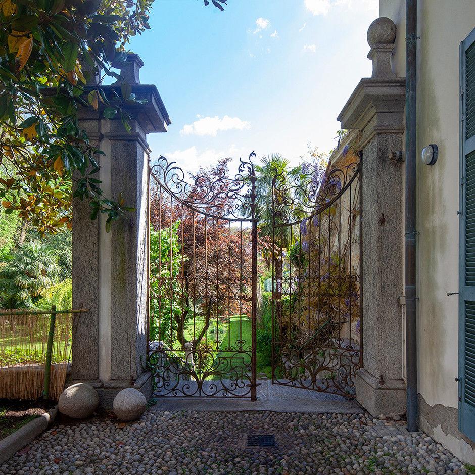 Виллу XVI века c фресками можно арендовать на Airbnb