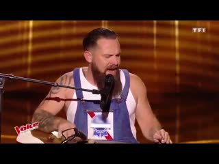 Pink Floyd – Another Brick In the Wall _ Will Barber_ The Voice 2017_ Blind Audition [360p]