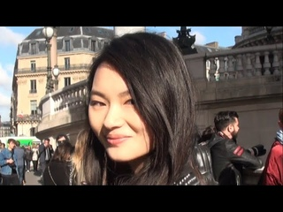 FASHION WEEK PARIS EXIT  STELLA MCCARTNEY, (2018)