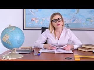 [HD 1080] Anastasia Brokelyn, Lucy Heart - Schoolgirl Eats Out TeacherS Pussy (2020)