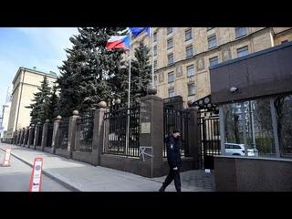 Прага удивлена реакцией Москвы на шпионский скандал
