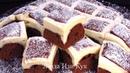ПАЛОЧКА-ВЫРУЧАЛОЧКА! Нежный Эффектный Простой Пирог СТЕГАНОЕ ОДЕЯЛО или пирожные ПОДУШКИ к Чаю