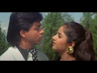 Aisi Deewangi (ऐसी दीवानगी) - MOST VIEWED SONGYOUTUBE - Deewana - Shah Rukh Khan - Divya Bharti