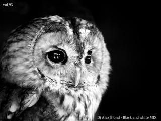 Dj Alex Blond - Black and white MIX