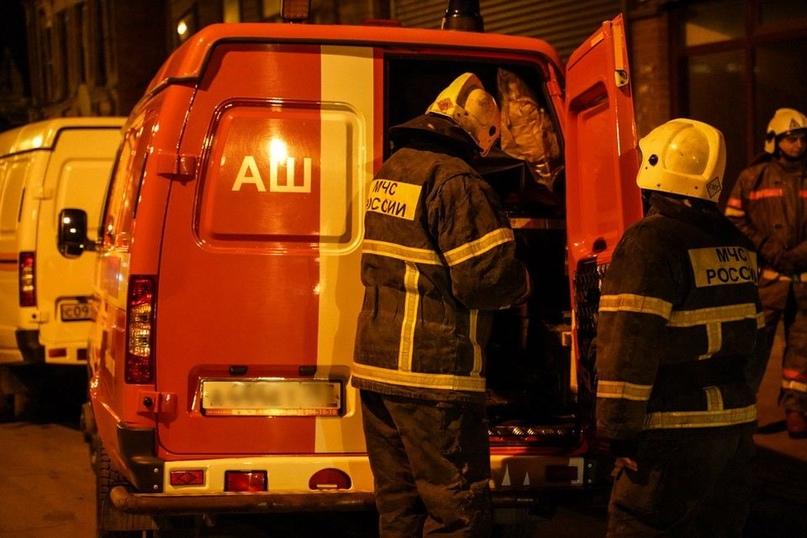Из Вива-Ленда эвакуировали 2 тысячи человек