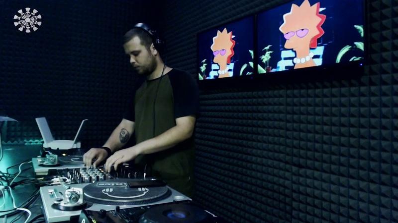 4й Танцпол 019 - Krast (Reactor Radio Live 20.7.2018)