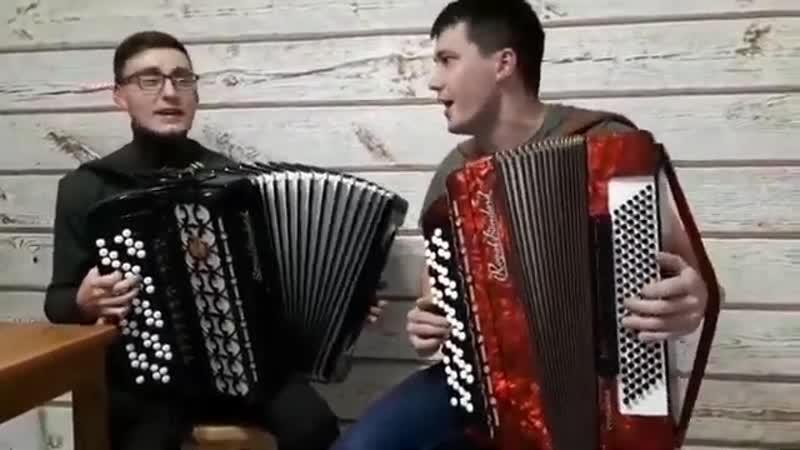 Вот парни баянисты отожгли Классно играют и поют