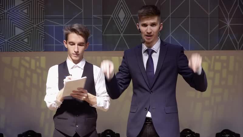 Каппа Геркулес Приветствие КВН Лига Северный Десант 2020 Вторая 1 2 финала