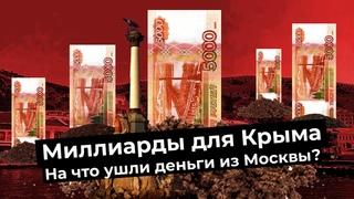 Как Севастополь потратил московские деньги? Общественные пространства, курорты и винодельни