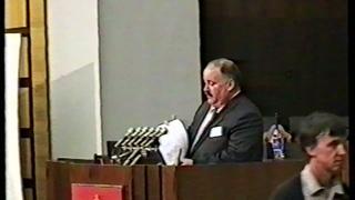 11 съезд РГО Пленарное заседание  1 й день работы  Архангельск 28 08 2000 ч.1 - 23 (полностью)