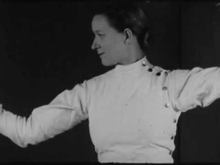1941 Techniques of Foil Fencing (Helene Mayer)