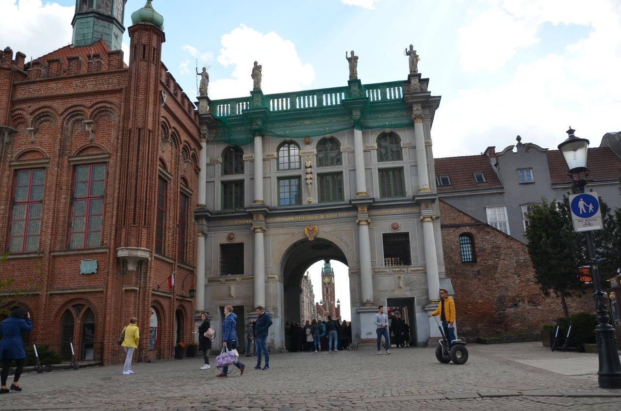 xxXL9VVndvo Гданьск - северная столица Польши.