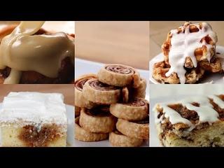 Unique Cinnamon Roll Recipes