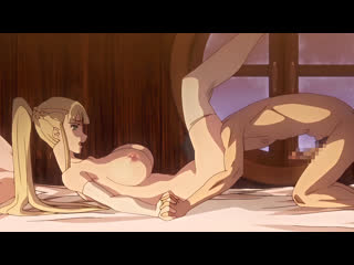 Hentai & Хентай 18+ .Kohakuiro no Hunter The Animation