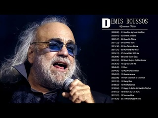 Demis Roussos Album Complet 2018 || Demis Roussos Best of || Demis Roussos Greatest Hits