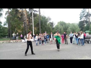 Танцевальный батл