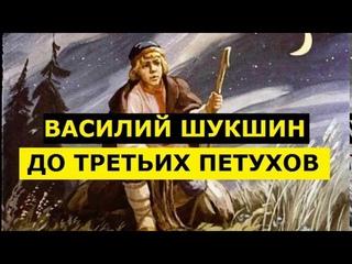 ДО ТРЕТЬИХ ПЕТУХОВ, Шукшин Василий Макарович