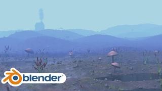 How to Create Fog using Blender's Mist Pass (Tutorial)