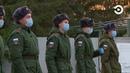 Призывники рассказали о отправке в армию в условиях пандемии