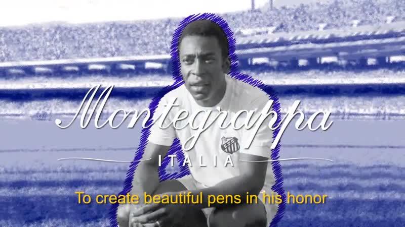 Ручки Montegrappa Pele