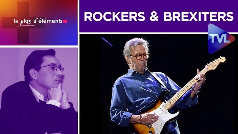 Rockers brexiters quand la culture pop anglaise vote contre Bruxelles Le Plus d'Eléments
