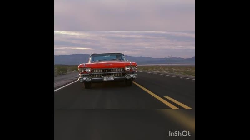 Кевин Костнер и песня Bad To Bone к ф 3000 миль до Грейсленда