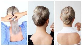 😍 12  EASY DIY Elegant Hairstyles Compilation 😍 Hairstyle Transformations
