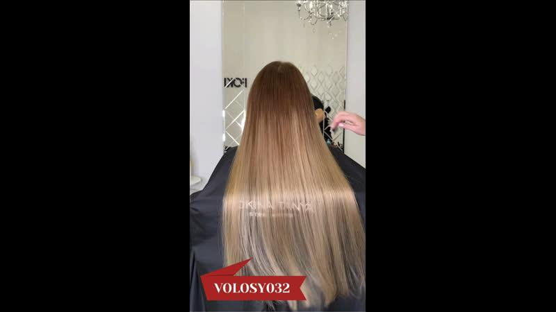 Наращивание волос в Брянске
