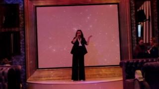 Международный телевизионный вокальный проект Звездный путь.  Роммана