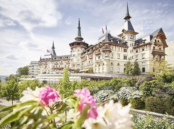 Лучшие отели мира от Soul Travel The Dolder Grand (Швейцария), изображение №1