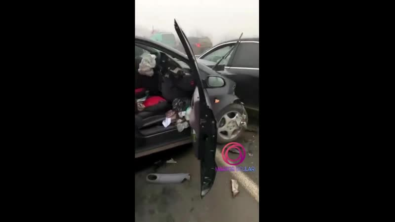 авария возле Фундул Галбеней