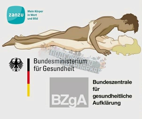 Среднестатистическая мерзость Министерство здравоохранения Германии решило позаботиться о повышении демографии немцев, а сделали они это выпустив «прекрасный» буклет, прямо на злобу реалиям