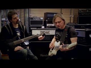Семиструны sd custom guitars teleseven deus-1-1