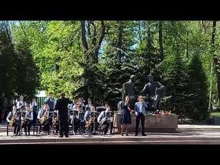 Случайный вальс - муз. М. Фрадкин сл. Е. Долматовский - cover