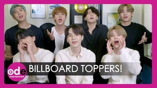 """BTS: Topping Billboard Hot 100 is """"A Dream Come True!"""" @ On Demand Entertainment"""