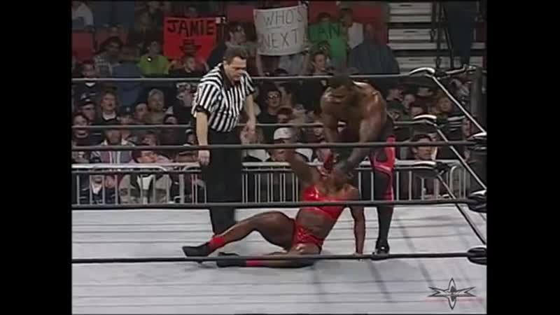 720pHD WCW Thunder 01 06 00 Midnight vs Stevie Ray