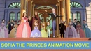 SOFIA THE PRINCES OF A MAGIC CITY ANIMATION MASTI