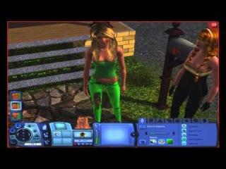 LP.Банальность Sims 3 Cерия #1(Новые Лица) На Канале Polinka Cat